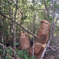 Carved_trees