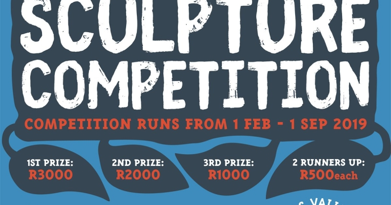 Environmental Sculpture Competition Poster