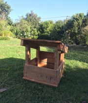 Front of Owl Box
